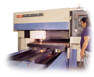 Global Body & Equipment - Laser Cutter