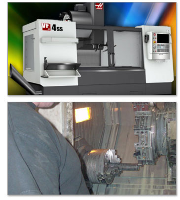 Global Body & Equipment - Machining